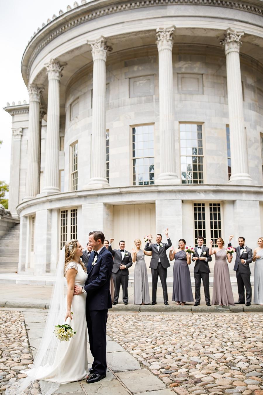 Classic Philadelphia Wedding at Union Trust Anastasia Romanova Photography Philly In Love Philadelphia Weddings Venues Vendors