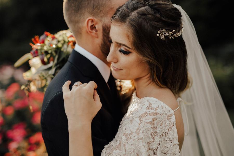 Rustic Wedding at the Morris Arboretum by Erin Krespan Photography Philly In Love Philadelphia Weddings Venues Vendors