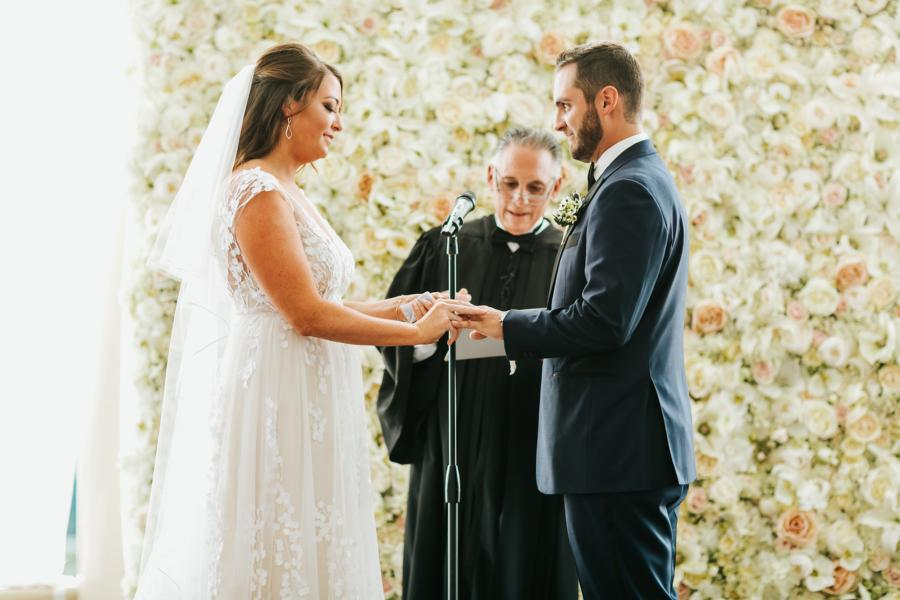 Modern Wedding at Water Works by Kyle Michelle Weddings Danfredo Photo and Film Philly In Love Philadelphia Wedding Blog Philadelphia Weddings Venues Vendors