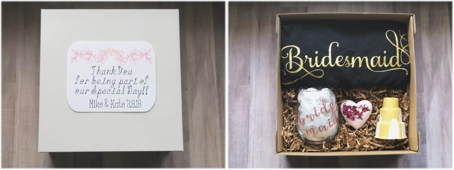 Bridesmaid Box Giveaway with Oil + Salt, AllyCat & Sweet Snowflake Boutique Philly In Love Philadelphia Weddings Venues Vendors