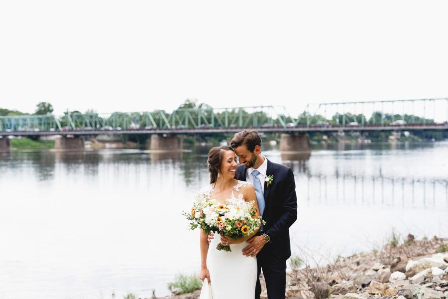 Scenic Ballroom Wedding at The Delaware River Lambertville Station Bartlett Pair Photography Philadelphia Wedding Photographer Philly In Love Philadelphia Weddings Venues Vendors