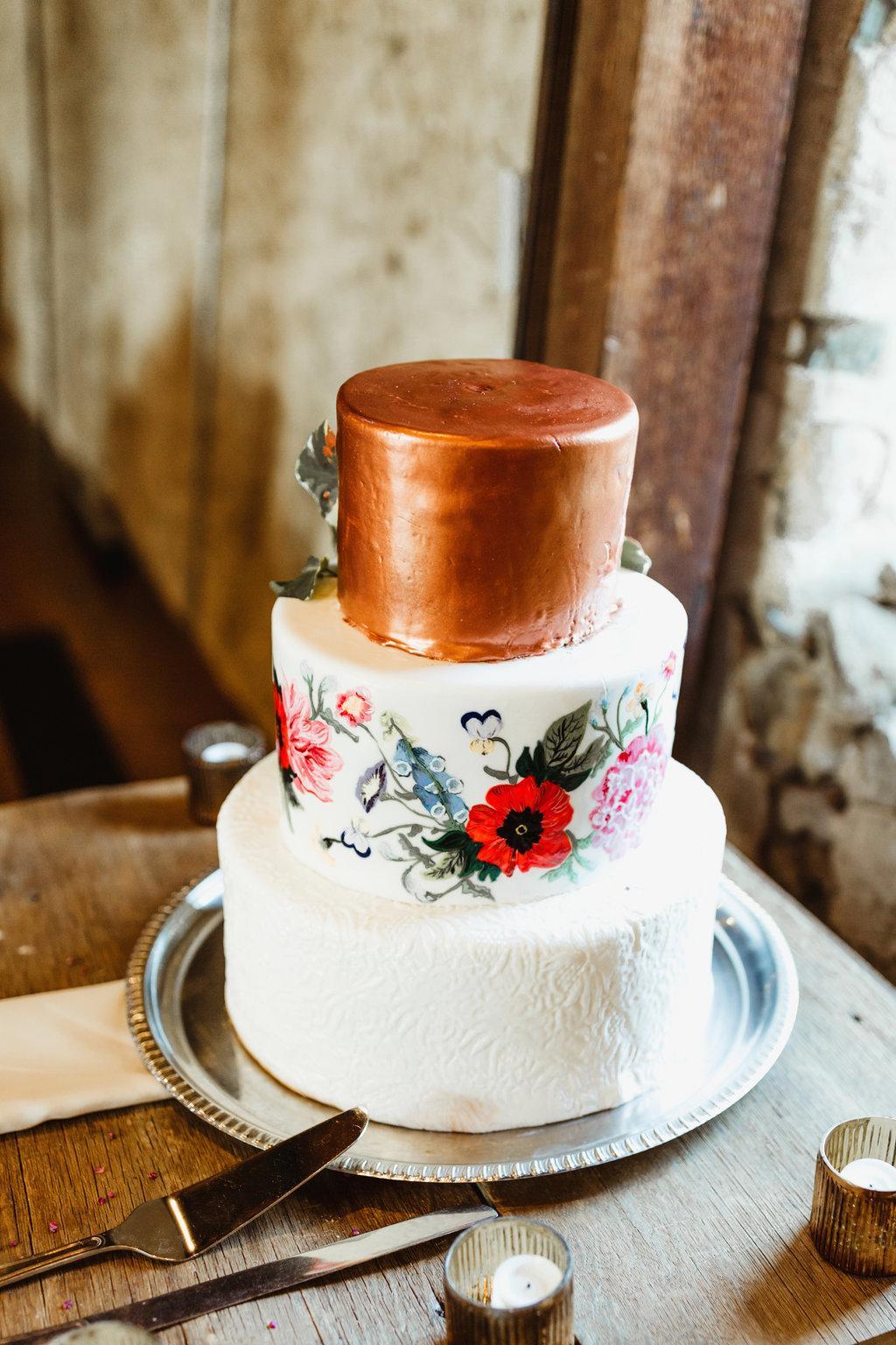 Dutch Masters Floral-Inspired Wedding at Tyler Arboretum Quarter Moon Co. Philly In Love Philadelphia Weddings Venues Vendors