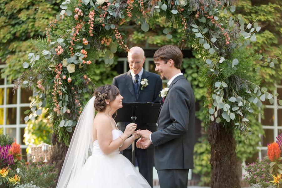 Lush Garden Wedding at Greenville Country Club Adrienne Matz Photography Philadelphia Photographer Philly In Love Philadelphia Wedding Blog Pennslyvania New Jersey Delaware Venues Vendors