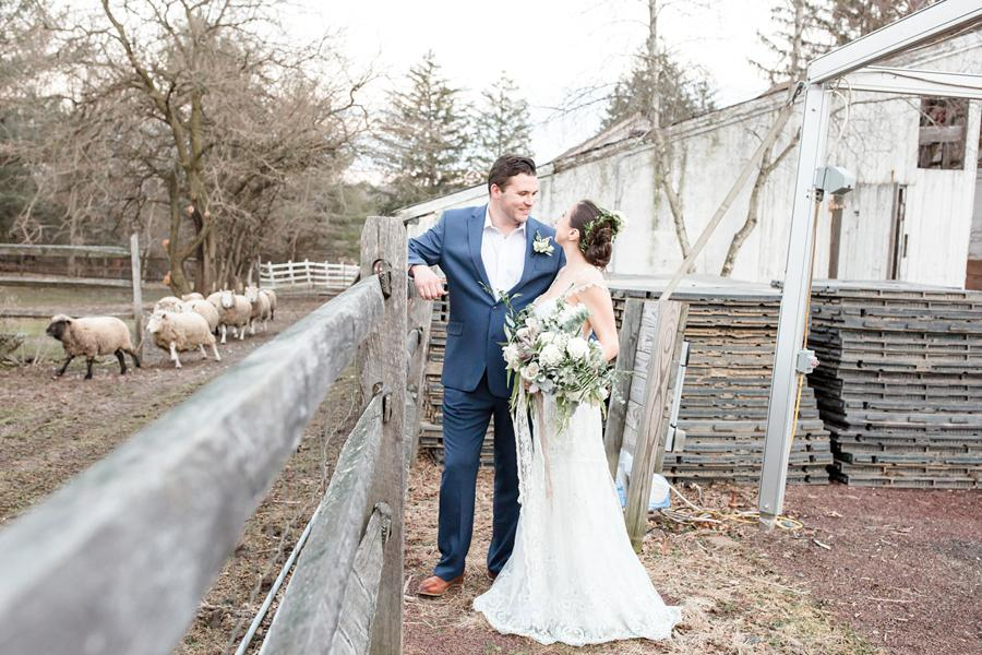 Bohemian Styled Wedding at Ash Mill Farm Yana Shellman Photography Philly In Love Philadelphia Wedding Blog Venues Vendors