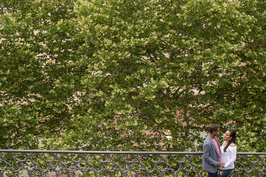 Sweet Engagement Session in Fairmount by Honeycomb Photo Philly In Love Philadelphia Wedding Blog Venues Vendors
