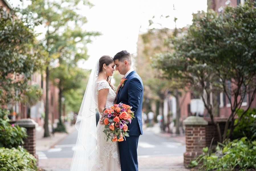 Lovely Fall Wedding At The Reading Terminal Market Philly In Love