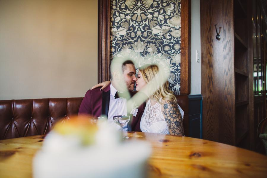 Vintage Styled Fall Wedding At Front Street Cafe Angela Gaspar Photography Philly In Love Philadelphia Wedding Blog Inspiration Venues Vendors