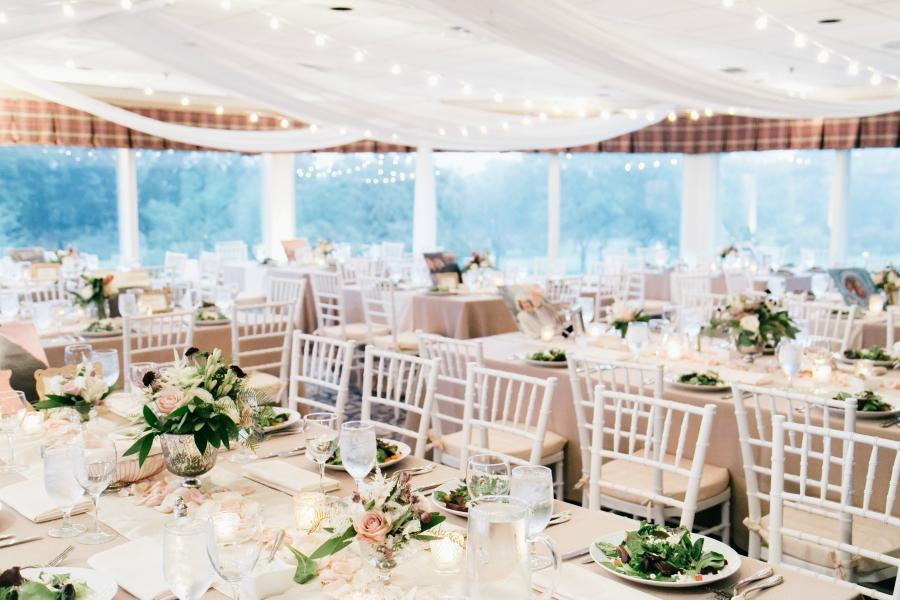 5 Country Clubs For Your Suburban Philadelphia Wedding Yardley Country Club Philly In Love Philadelphia Wedding Blog Vendors Venues