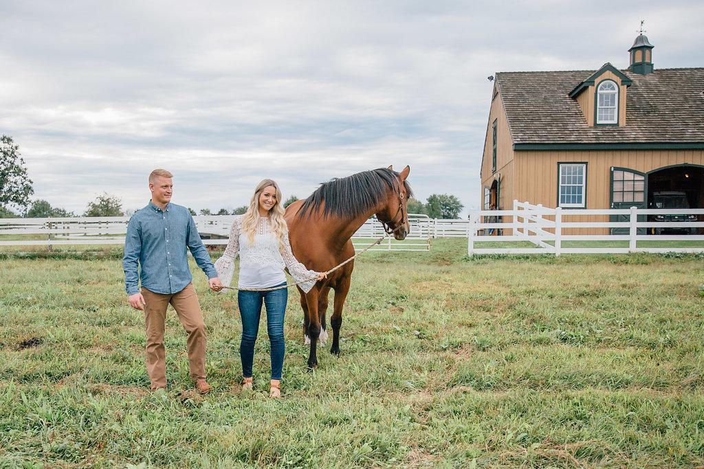 Rustic Farm Engagement Session by Alison Leigh Photography Philly In Love Philadelphia Wedding Blog Venues Vendors
