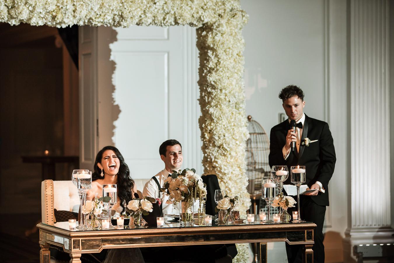 Modern Philadelphia Wedding At The Downtown Club Anastasia Romanova Photography Philly In Love Philadelphia Weddings Venues Vendors