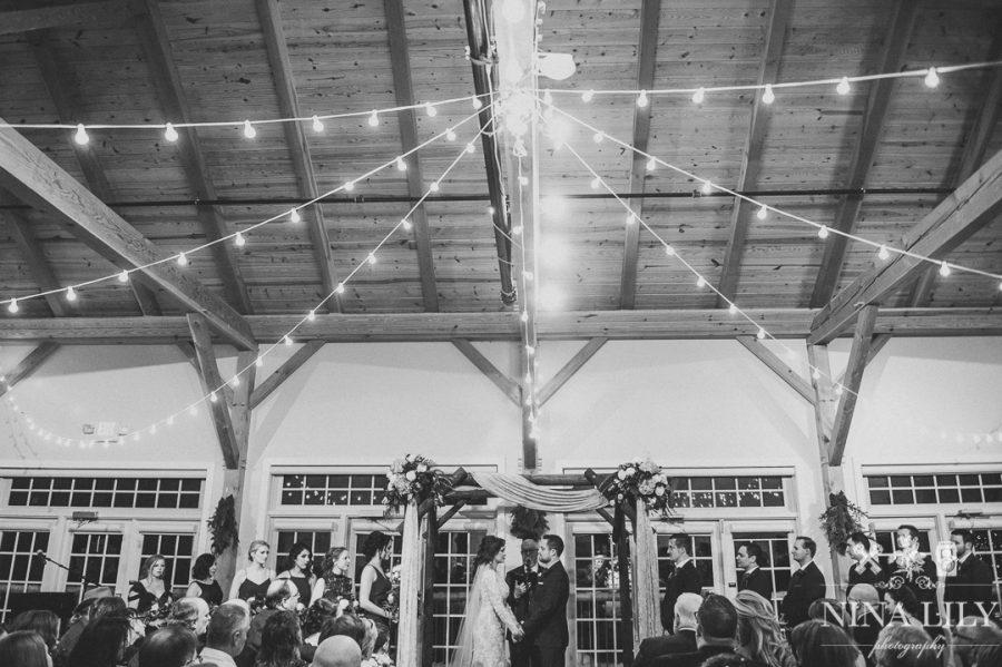 Elegant Rustic Winter Wedding at The Glasbern Inn Nina Lily Photography Philly In Love Philadelphia Weddings Venues Vendors