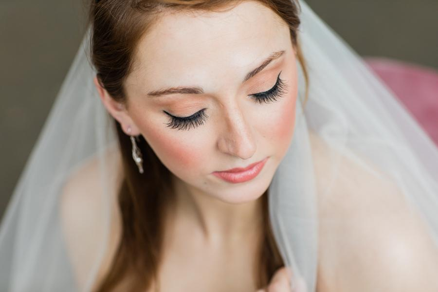 Bride's Makeup - Dolly Marshall