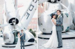 angela gaspar photography, pafa wedding, plane, philadelphia wedding photographers