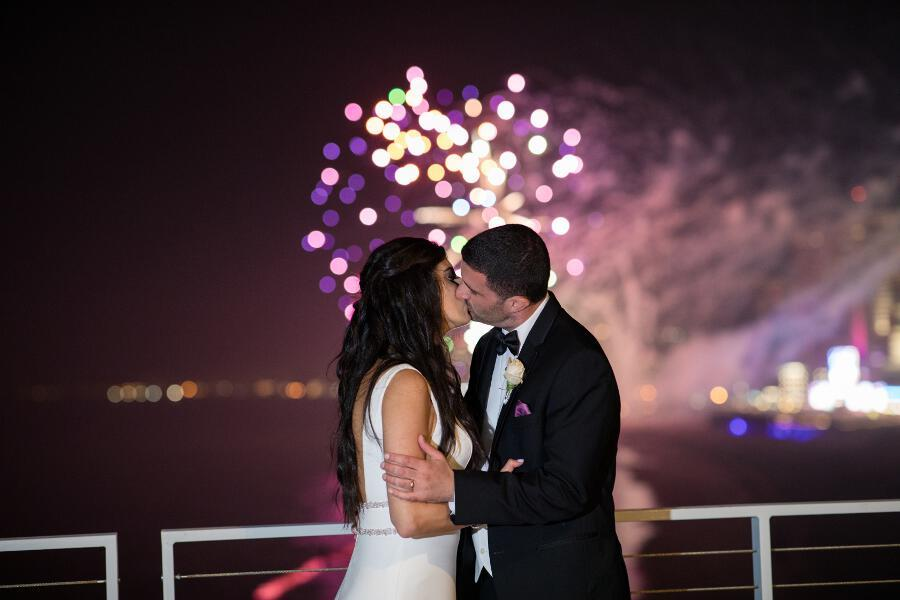 tami ryan photography, couple and fireworkss