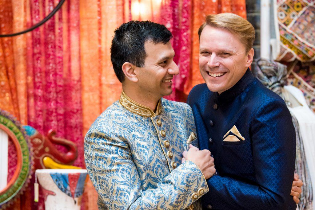 kimberly kunda photography, gay couple embrace, lgbtq