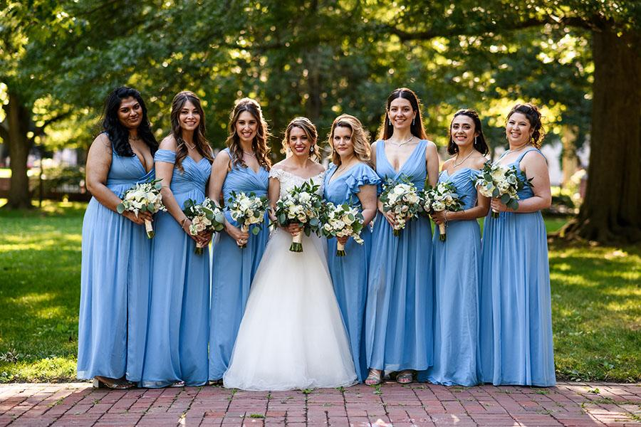 philadelphia bridesmaids by daniel moyer photography