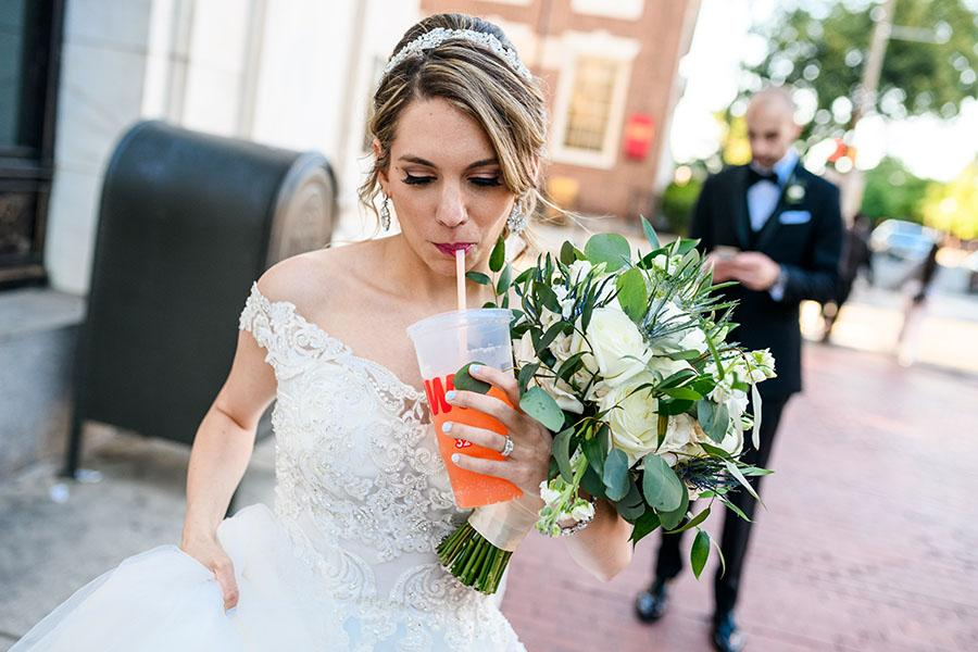 philadelphia bride and groom by daniel moyer photography