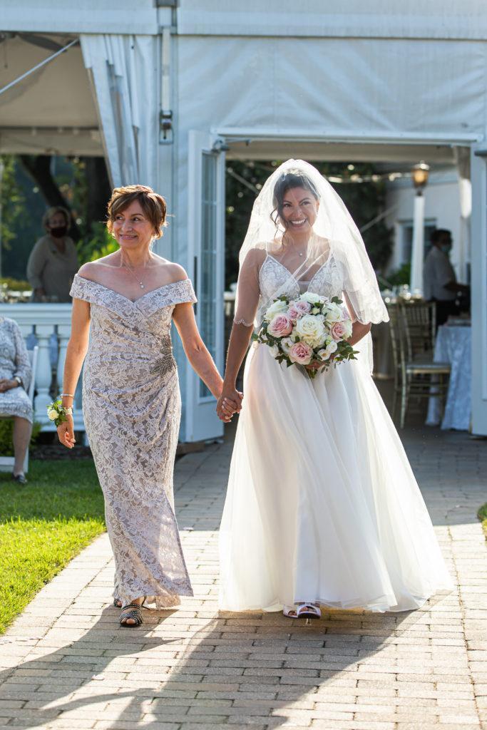 penn oaks country club wedding