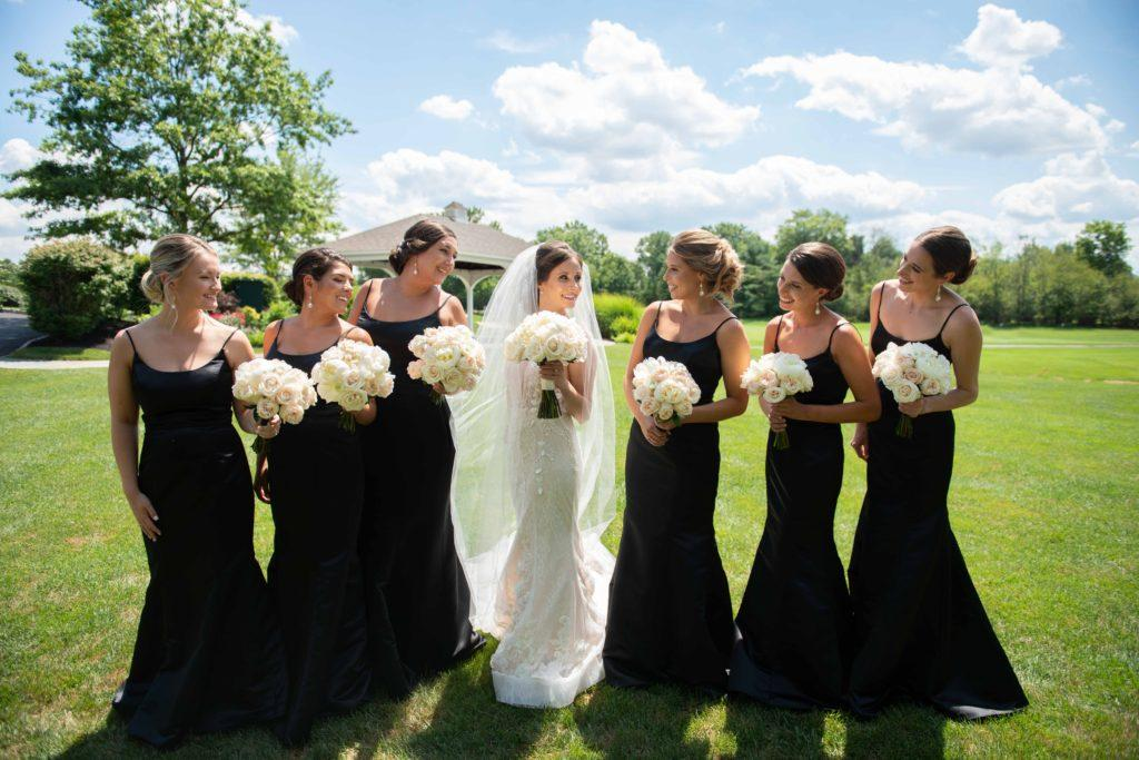 blue bell country club wedding, ALN Images