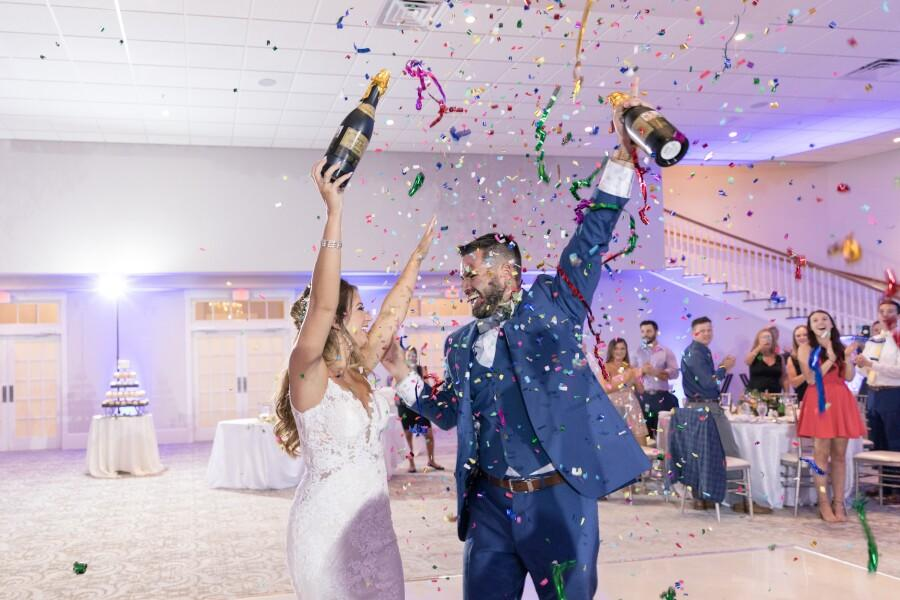 Renault Winery wedding
