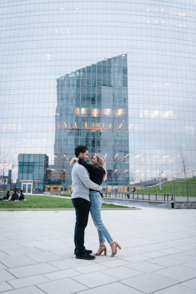 ring shot photo proposal, cira centre