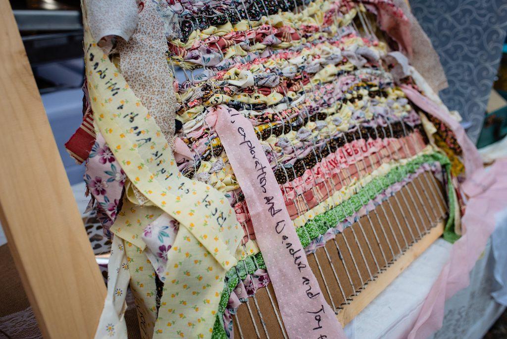 fabric pennant