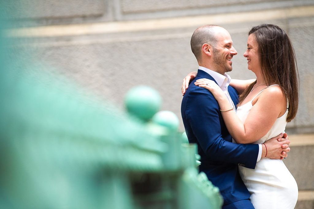 city hall micro wedding