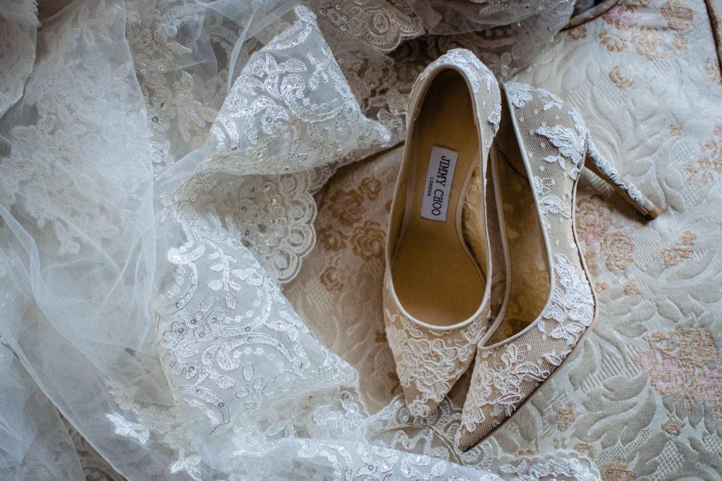 shoes, crystal tea room wedding nicole cordisco photography