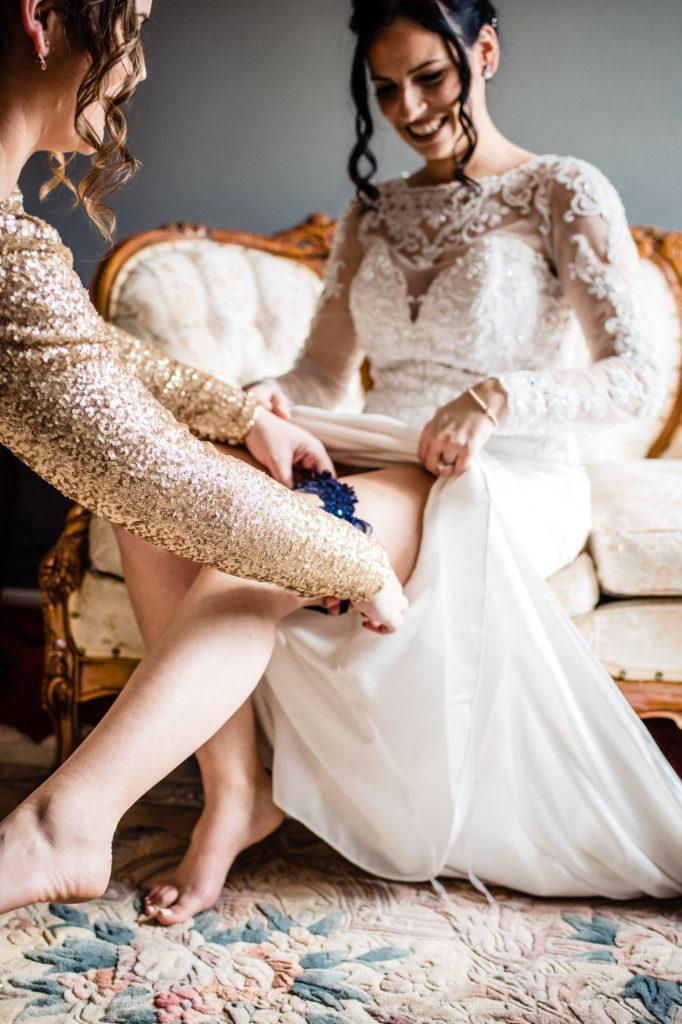 bride and mom, crystal tea room wedding nicole cordisco photography